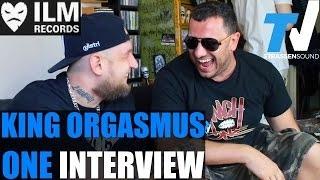 KING ORGASMUS ONE Interview: Orgi, ILM, Alice Schwarzer, Rechte Vorwürfe, Bogy, Mach One, Frauenarzt