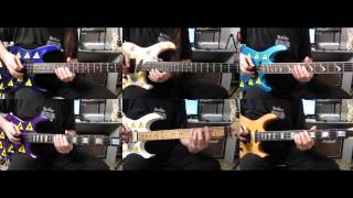 Guitar videos - DANIELE LIVERANI - Toy Warehouse Rescue (6 voices)