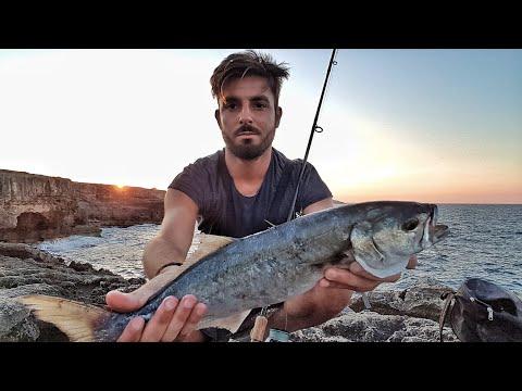 Pesca di pasta che