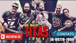 GO BACK  - Marvin - ( Titãs Cover)
