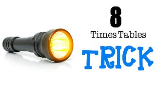 8 Times Tables Trick