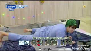 (Super TV) Lee Donghae Getting Annoyed By Hangari Game.. Poor The Mouse 😂