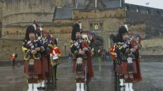 STV Scotland - The Royal Scots Dragoon Guards perform at Edinburgh Castle