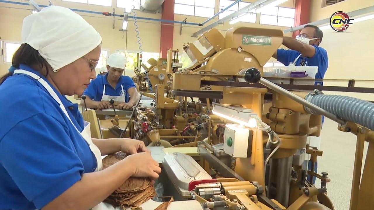 Inauguran en Granma Fábrica de Tabaco mecanizada