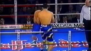 Владимир Кличко vs Лайос Эрос