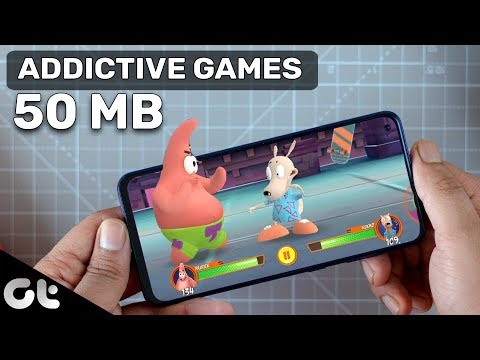 🥇 Top 5 High Graphics Android GAME Under 50MB | Cheats MOD APK 2019