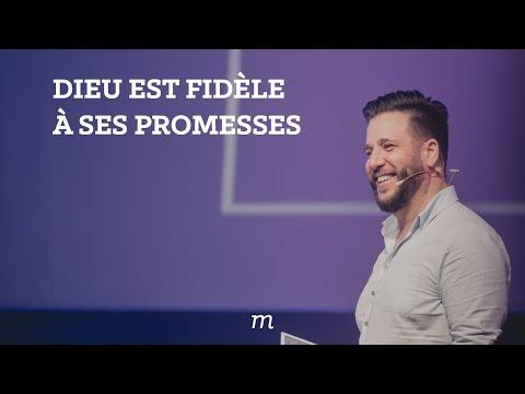 Dieu est fidèle à ses promesses