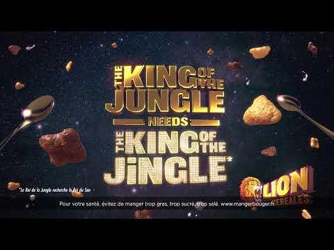 Musique publicité Céréales LION Roi du Jingle – Pub Annabella 2021   Juillet 2021