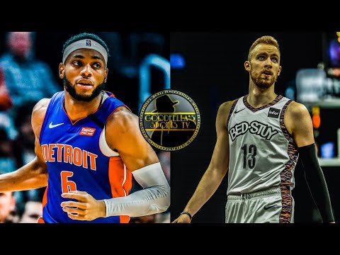 DET Pistons Trade Bruce Brown To Brooklyn Nets For Dzanan Musa