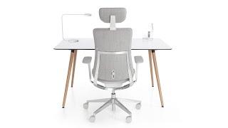Ergonomická židle Violle