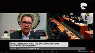 Segurança Pública - Reunião de Instalação e Eleição de Presidente e Vice-Presidentes - None
