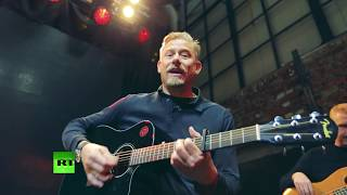 The Peter Schmeichel Show: Legendary goalkeeper explores World Cup host cities (Ekaterinburg)