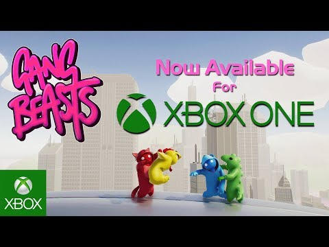 Gang Beasts Xbox One Launch Trailer