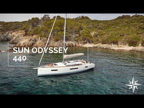 Jeanneau Sun Odyssey 440 video