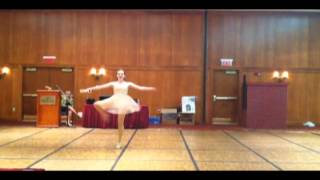 Delainey's dance solo - music edited by Rethink