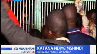 Rueben Katana wa chama cha ODM ashinde uchaguzi mdogo wa wadi ya Ganda na kura 4,177