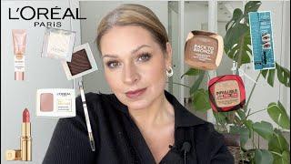 Drogerie Look mit Loreal Paris Produkten 2021 I Mamacobeauty