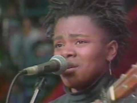 Tracy Chapman - Across the Lines Live Freedomfest #2 '88 ST TV-SB21-AVI-MPG.mpg