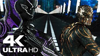 Black Panther Killmonger Fight Film Clip (2018)