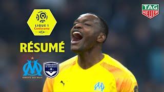 Olympique de Marseille - Girondins de Bordeaux ( 3-1 ) - Résumé - (OM - GdB) / 2019-20