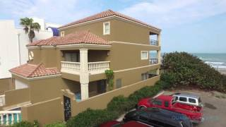 Quad-A Concepts Aerial Real Estate Video on Souh Padre Island Texas 2016