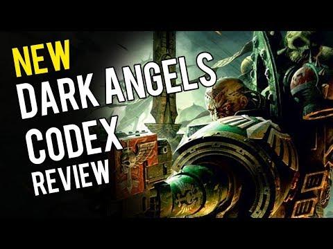Dark Angels 8th Edition Codex Review