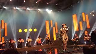 MÀU NƯỚC MẮT - LIVE hay như nuốt đĩa - Nguyễn Trần Trung Quân - Nghệ Sĩ Tháng VTV3