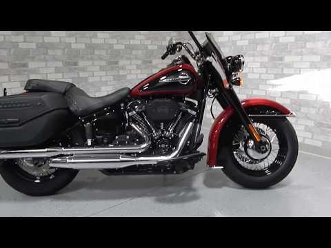 2020 Harley-Davidson Softail Heritage Classic 114 at Killer Creek Harley-Davidson®, Roswell, GA 30076