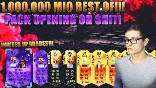 FIFA 16 PACK OPENING DEUTSCH  FIFA 16 ULTIMATE TEAM  OMFG 1MIO BEST OF FT BEAST SPIELERN OMG
