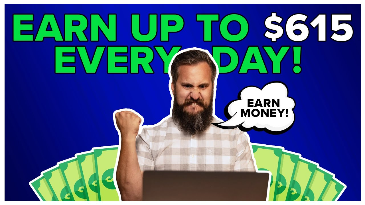 Leading 7 Ways To Earn Money Online - Ranked by Speed and Earnings thumbnail