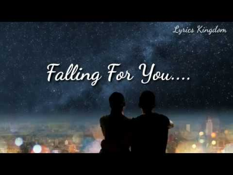 Falling For You Lyrics - Shrey Singhal | Official Video| Lyrics Kingdom
