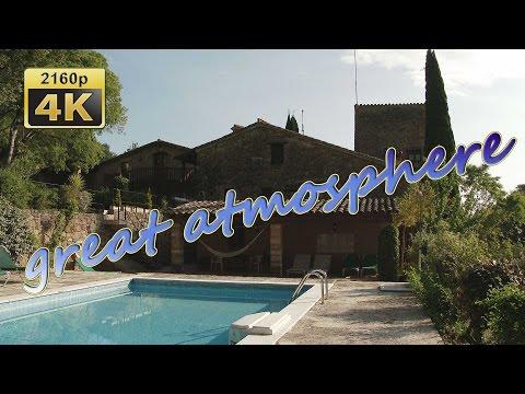 Hotel La Sala de Camós, Banyoles, Catalonia - Spain 4K Travel Channel