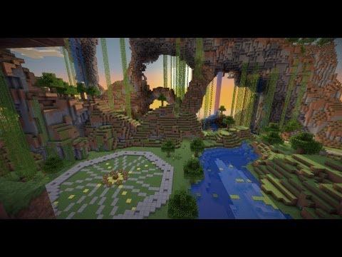 The Survival Games Ultimate Minecraft Project