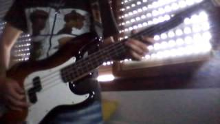 Koke Plays - Blink (88 Fingers Louie) Bass Cover