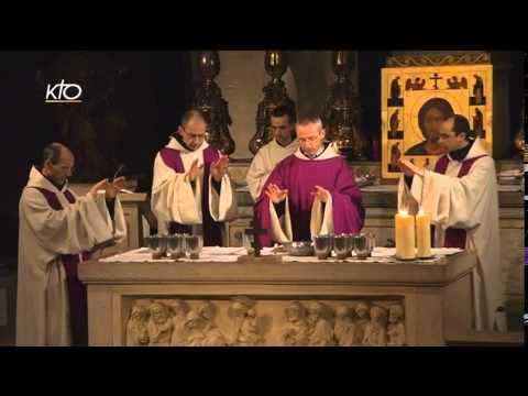 Vêpres et Eucharistie du 7 mars 2015