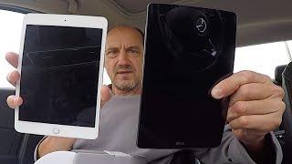 WHICH TABLET? Apple iPad Mini 4 Wi-Fi or LG Pad III 8.0 FHD LTE?