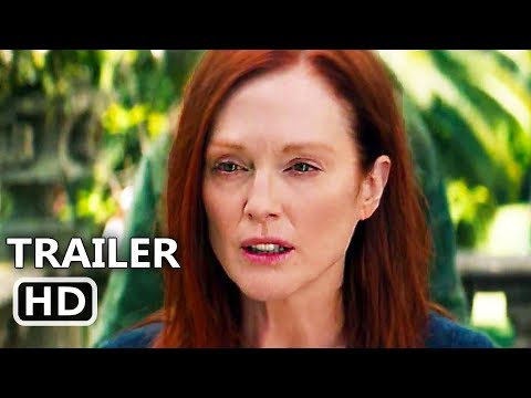BEL CANTO Official Trailer (2018) Julianne Moore, Christopher Lambert Thriller Movie HD