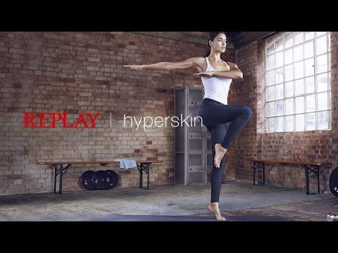Replay Commercial for Replay Hyperskin (2015 - 2016) (Television Commercial)