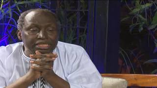 JKL: Inspirational Thursday with World Celebrated Author-Ngugi Wa Thiong'o, 10/11/16 Part 2