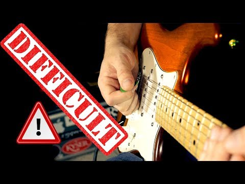 Learn These 3 Difficult Strumming Techniques