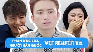 Koreans react to Vietnamese Pop MV | Vợ Người Ta - Phan Mạnh Quỳnh | Vietnamese PSY?