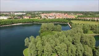UK Drone Adventures over the lake