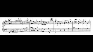 J.S. Bach - BWV 698 - Herr Christ, der ein'ge Gottes Sohn