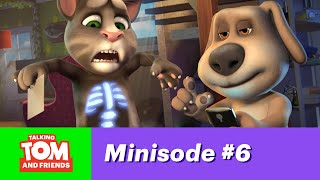 Talking Tom and Friends Minisode 6 - There's an App for That