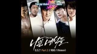VIETSUB ROO 루   Reason Bad Guys OST Part 2 나쁜 녀석들 OST Part 2