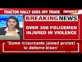 Over 300 Police Officials Injured | Farmer Rally Violence | NewsX - Video