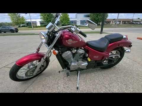 1994 Honda SHADOW in Ames, Iowa - Video 1