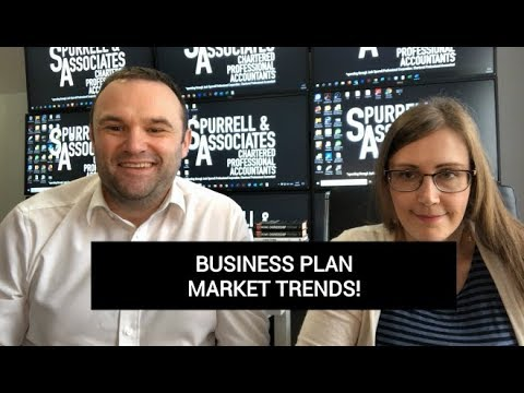 Edmonton Business Coach | Business Plan Market Trends