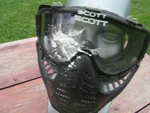 First Strike Safety Test - Part 1 - Mask Test