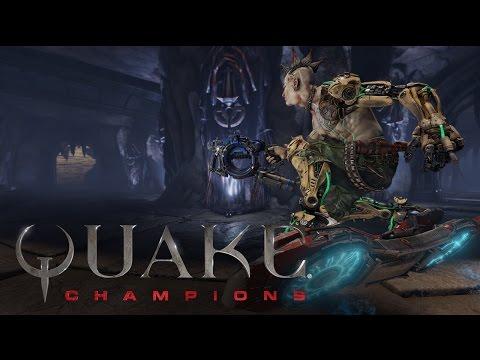 Quake Champions: Champions Pack Edition Digital Download CD